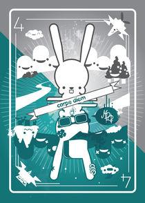Rabbits by pahito