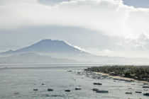Mt. Agung, Bali Indonesia 1 by Darren Martin