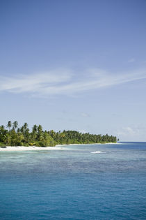 Maldivian Island 3 by Darren Martin