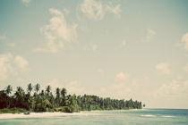 Maldivian Island 1B von Darren Martin