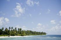 Maldivian Island 1 by Darren Martin