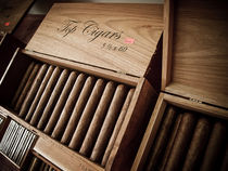 Top Cigars by Darren Martin