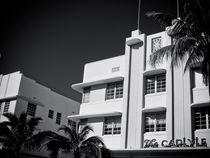 Art Deco South Beach Miami 3 by Darren Martin