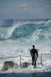 Surfer by Darren Martin