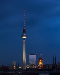 Berlin by Night von bromberger