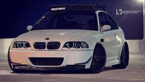 BMW e46 ///M3 by Sam Vesters