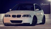 Clean BMW e46 ///M3 von Sam Vesters