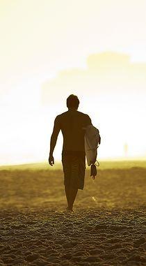 Rio Surfer von Reinaldo Smoleanschi