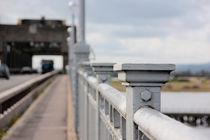Kincardine Bridge Railings by Buster Brown Photography