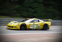 Corvette C6-R at Le Mans 2009 von designandrender