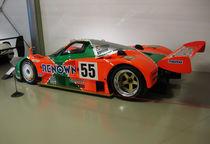 Mazda 787 Le Mans Winner von designandrender