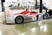 Audi R8 TDI Le Mans von designandrender