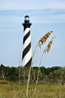 Cape Hatteras Lighthouse by John Greim