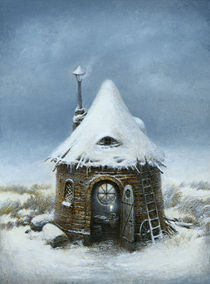 Fairy-tale-house-in-winter-time