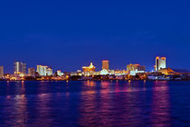 Atlantic City Skyline by John Greim