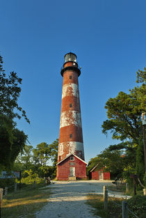 Assateague Lighthouse, Virginia, USA von John Greim
