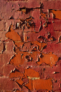 Red Wall by John Greim