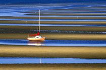 Sailboat, Cape Cod, USA von John Greim