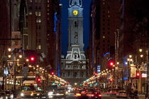 Broad Street, Philadelphia, Pennsylvania, USA by John Greim