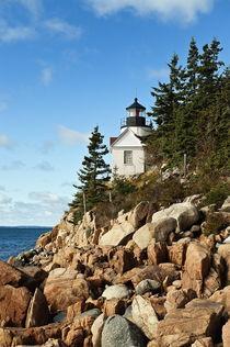 Bass Harbor Lighthouse, Maine, USA von John Greim