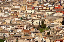 Cityscape, Toledo, Spain by John Greim