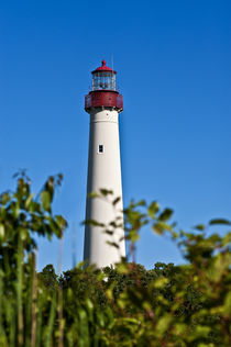 Cape May Lighthouse, New Jerey, USA by John Greim