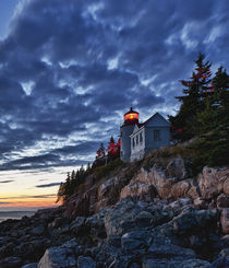 Bass Harbor Lighthouse, Bass Harbor, Maine, USA by John Greim