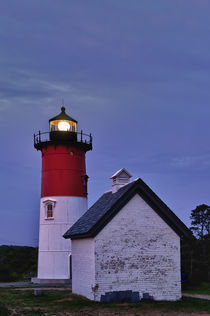 Nauset Lighthouse, Cape Cod by John Greim