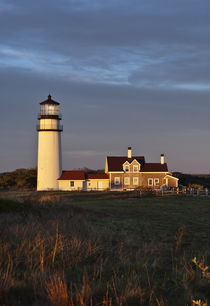 Cape Cod Lighthouse by John Greim