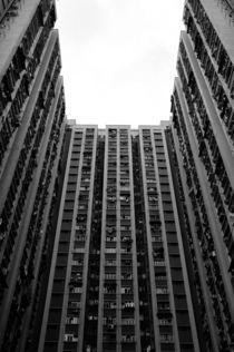 City Texture IX by Zachary Wong