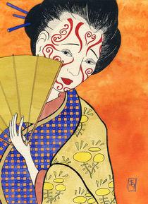 Japanese girl von IVAN DE FRANCISCO