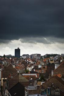 dark skies above Brussels by Sander de Wilde