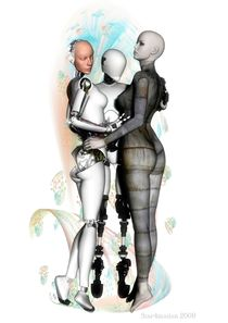 Cybernetic-evolution