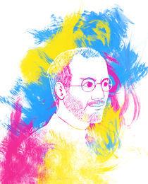 Steve Jobs by Alexandra Salas