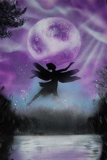 Purple Dream by Rozalia Toth