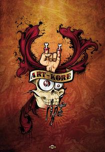 Art Kore for Life von Nicolas Gazut