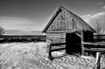 Winter im Moor by Jens Uhlenbusch