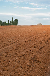 Red soil by Michael Schickert