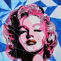Marilyn Monroe by Dieter Holzner
