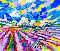 La Provence -2- von Dieter Holzner
