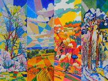 Die 4 Jahreszeiten -2- von Dieter Holzner