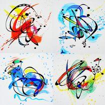 Die 4 Elemente by Dieter Holzner