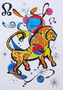 Sternzeichen - Löwe von Dieter Holzner