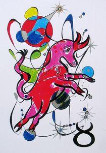 Sternzeichen - Stier von Dieter Holzner