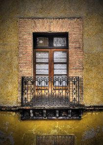 Balcony by Ricardo Segovia