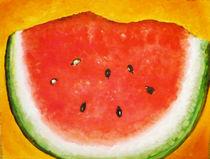 watermelon von Anna Ivanova