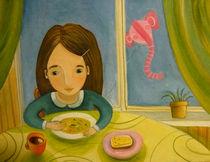 dinner von Anna Ivanova