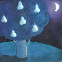 moon pears von Anna Ivanova