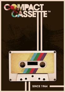 Compact Cassette by Roxana Vazquez