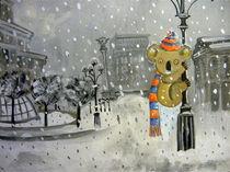 Koala in Kiev von Anna Ivanova